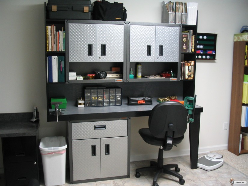 Reloading Table Ideas | Reloading Benches | Diy Reloading Bench Plans