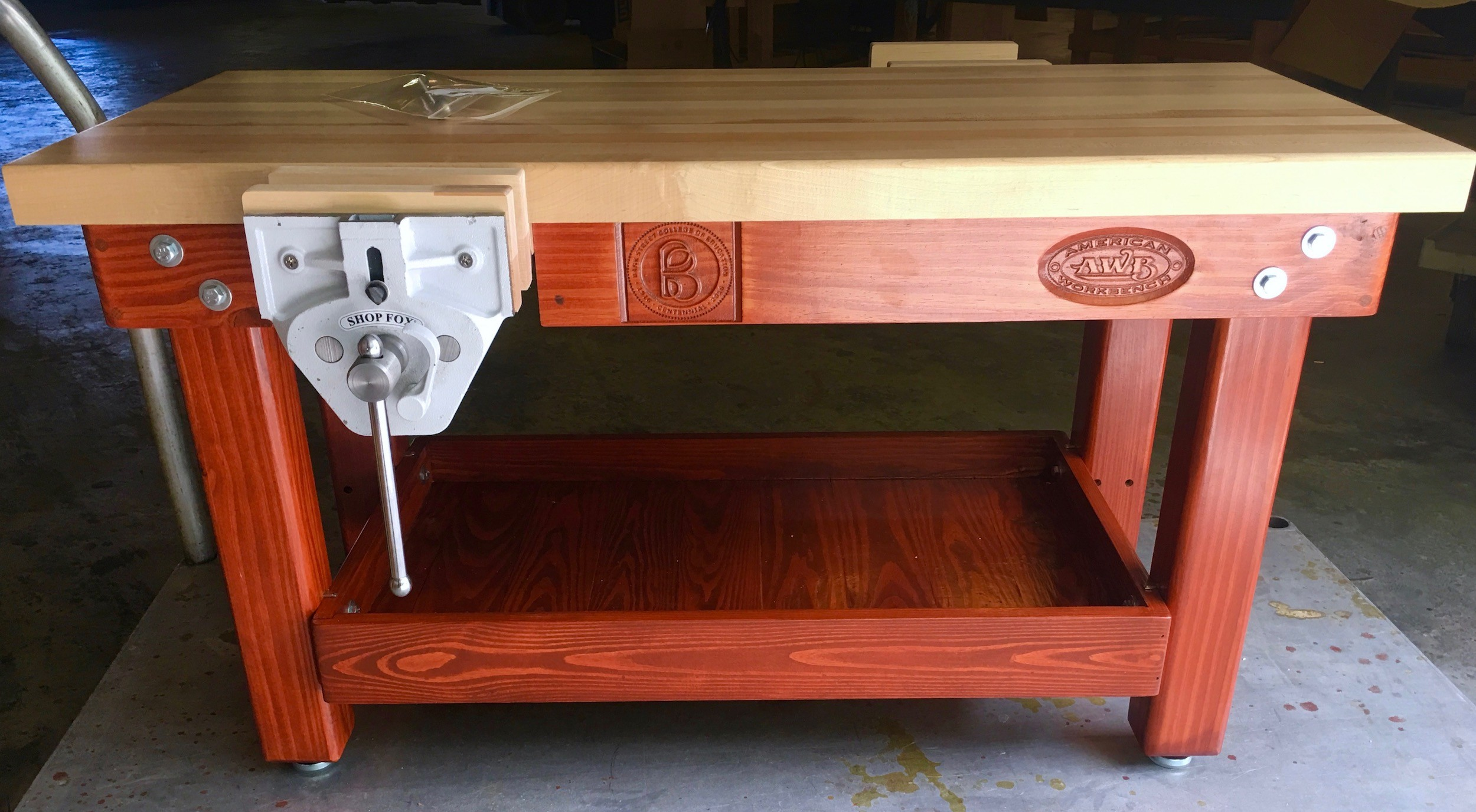 Reloading Table Plans | Reloading Benches | T Track Reloading Bench