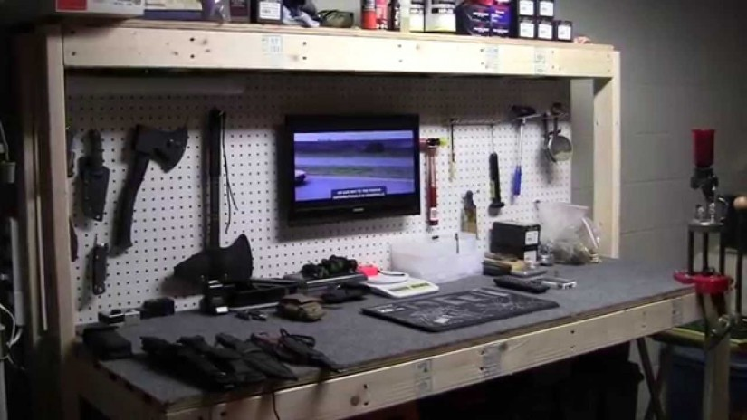 Reloading Tables | Reloading Bench Plans Free | Reloading Benches