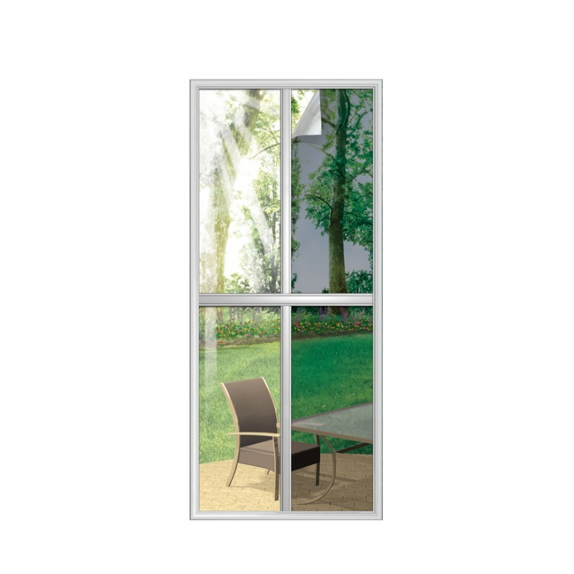 Removable Frosted Window Film | Gila Mirror Window Film | Gila Privacy Window Film
