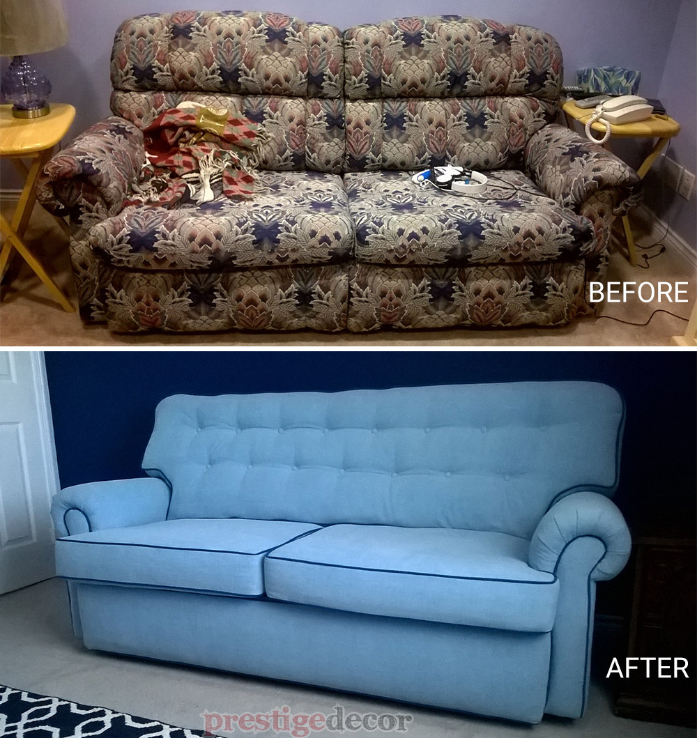 Restuffing Couch Cushions | Poly Fill for Couch Cushions | Fixing A Sagging Couch