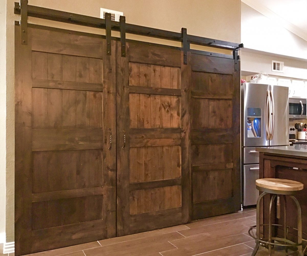 Rolling Barn Door Kit | Rolling Door Hardware Lowes | Bypass Barn Doors