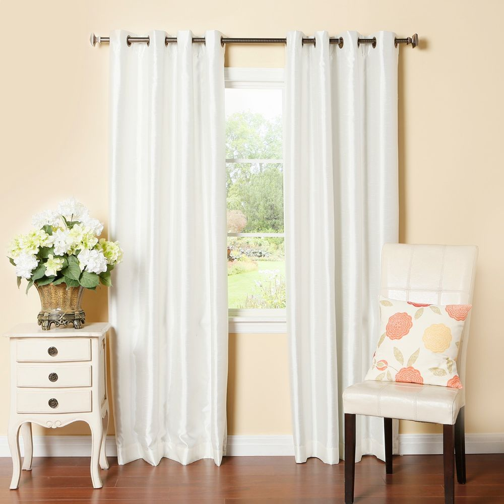 Ruffle Blackout Curtains | Blackout Nursery Curtains | Ruffle Curtain Panel