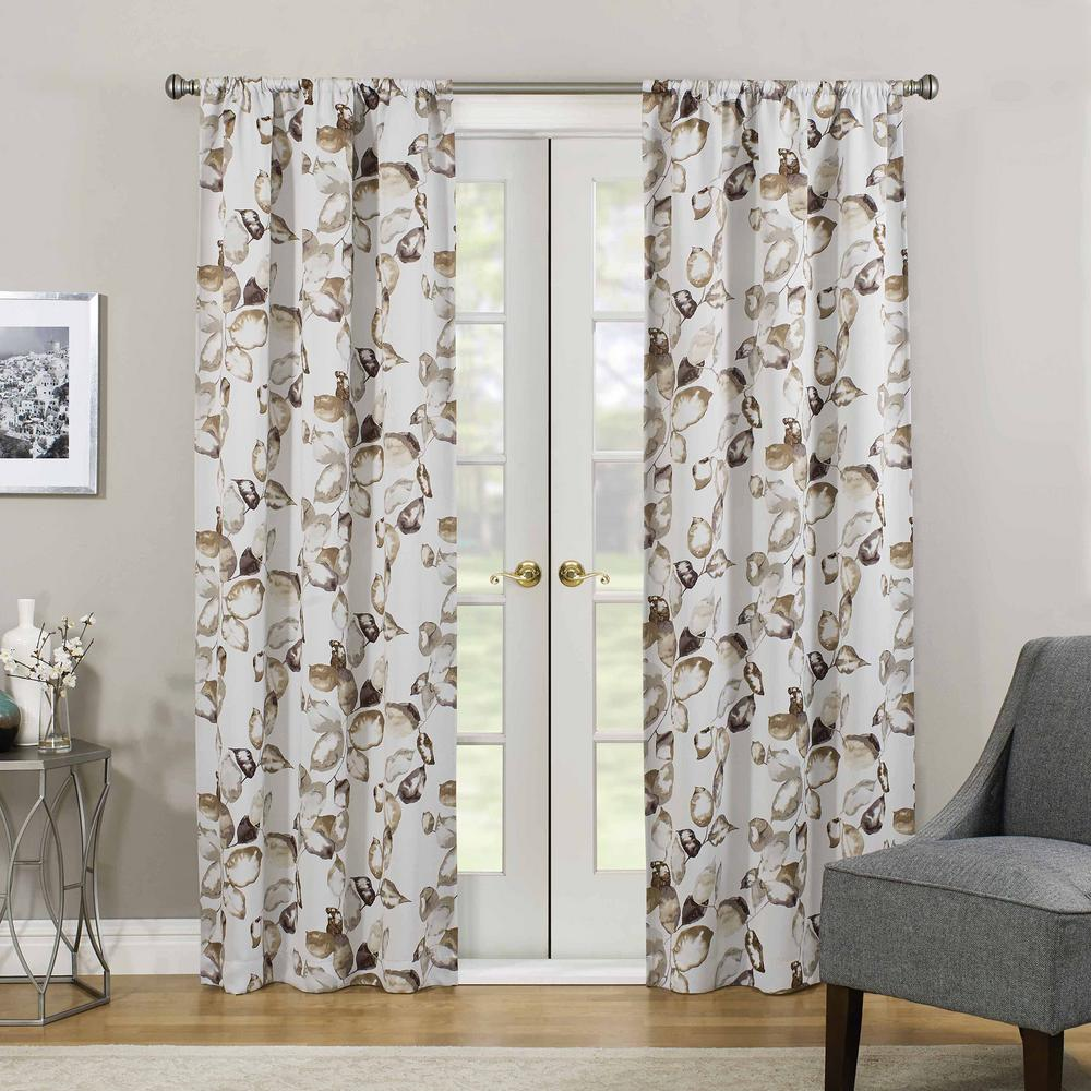 Ruffle Blackout Curtains | Kids Room Darkening Curtains | Ruffled Drapes