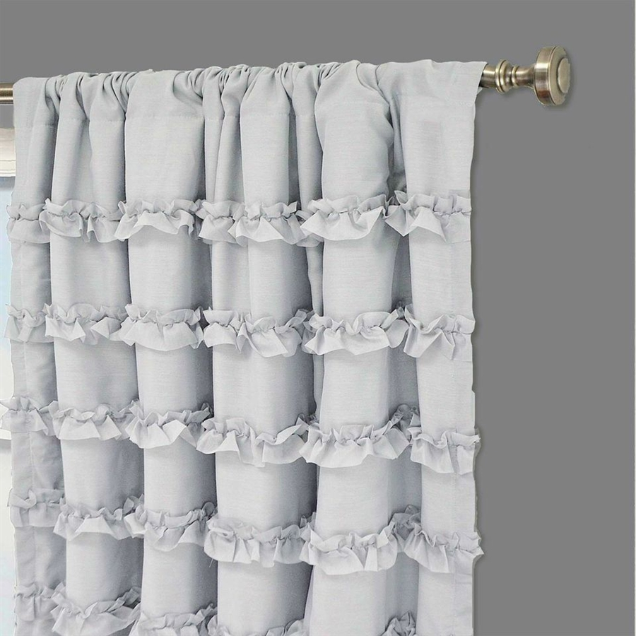 Ruffle Blackout Curtains | Ruffle Blackout Curtains | Kids Blackout Drapes