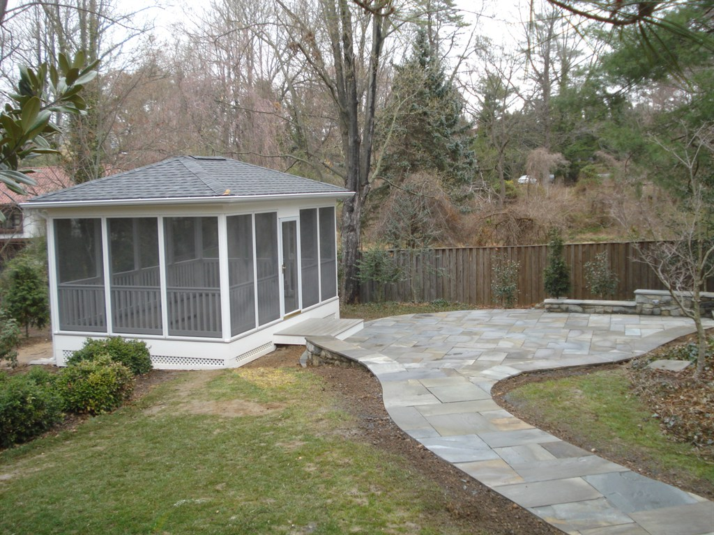 Screened Gazebo | 8x8 Screened Gazebo | Screened in Gazebos
