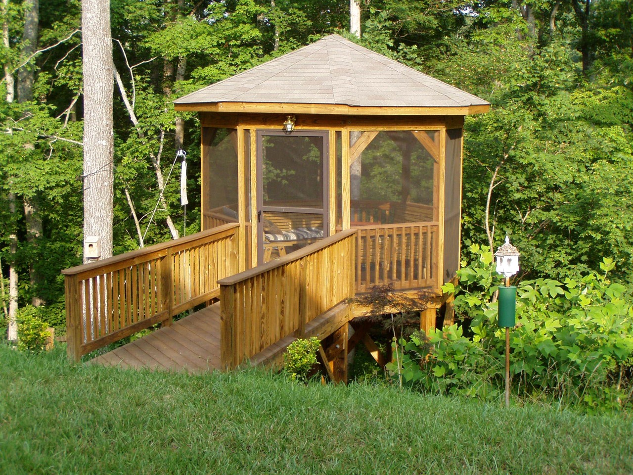 Screened Gazebo Kits | Screened Gazebo | Screened Gazebo