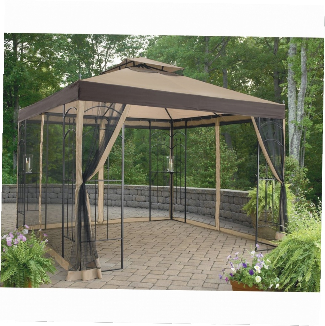 Screened Gazebo | Patio Screened Gazebo | Outside Gazebos