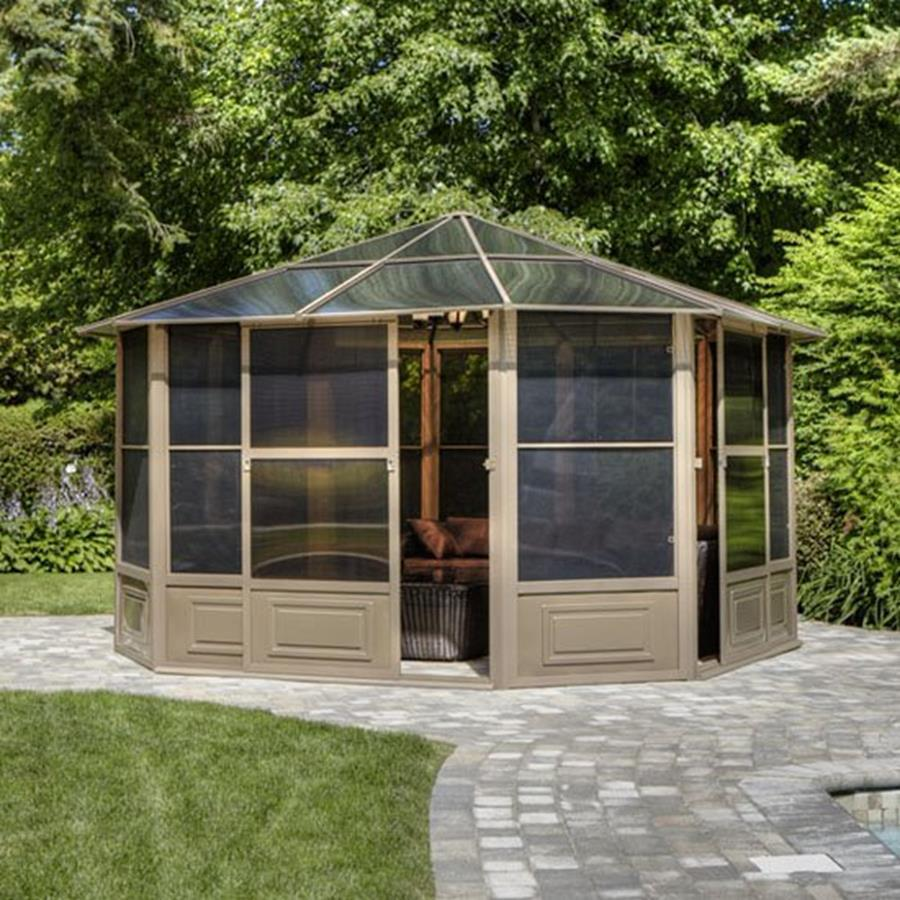 Screened Gazebo | Replacement Gazebo Screen | Free Standing Gazebo