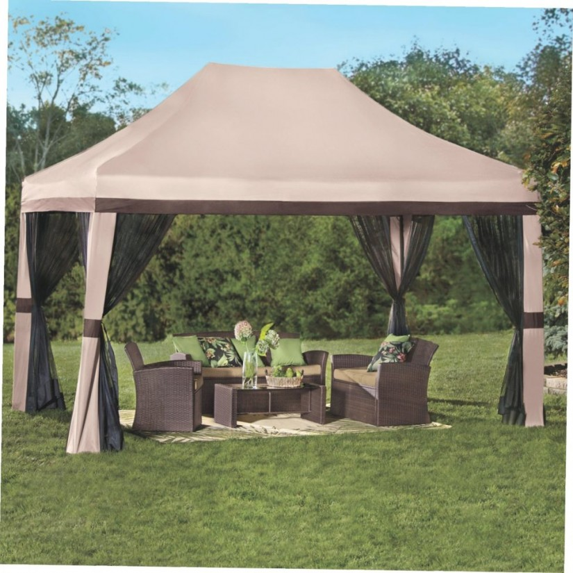Screened Pavilion | Screened In Gazebo Tent | Screened Gazebo