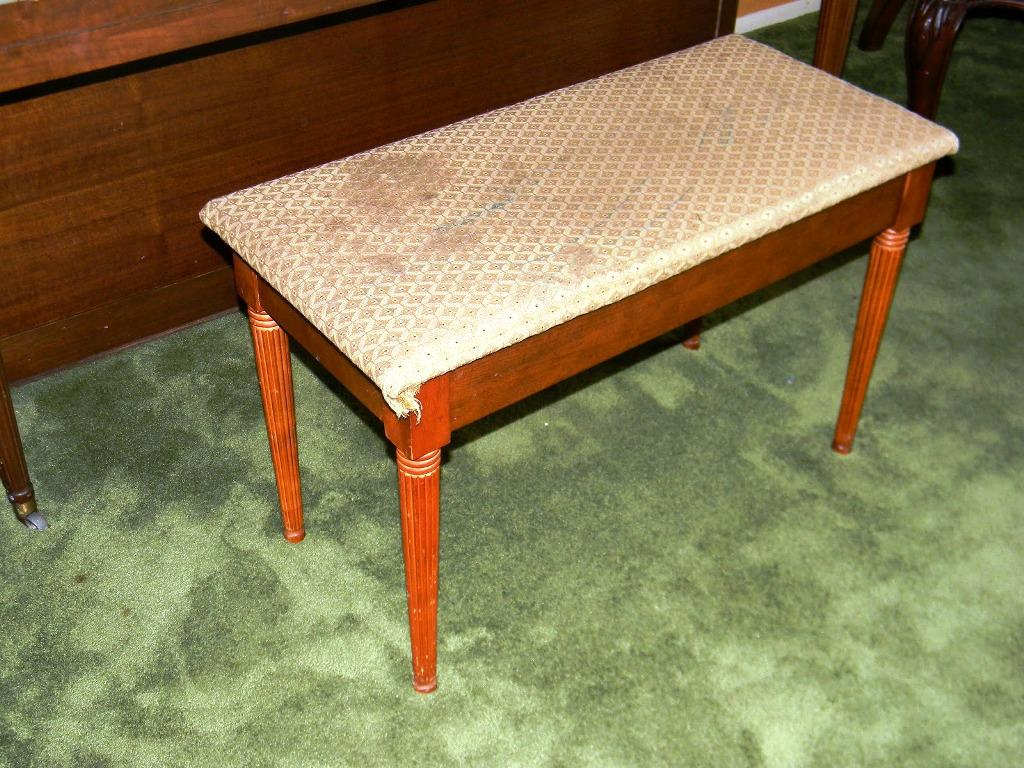 Seat Cushion for Bench | Piano Bench Cushion | Bench Seat Cushion