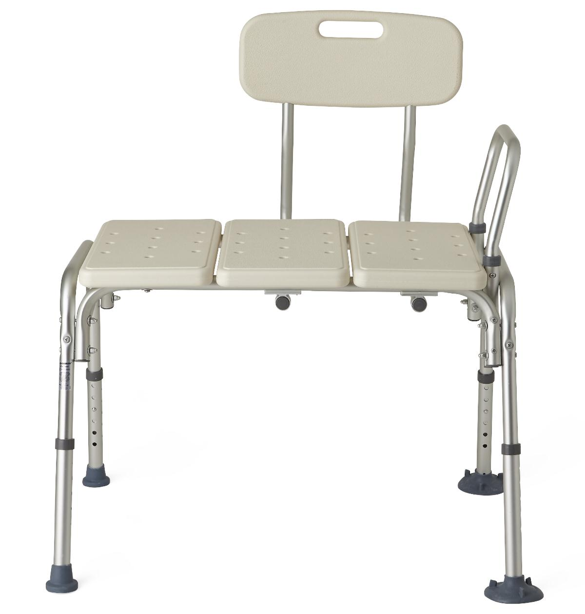Shower Transfer Seat | Transfer Tub Bench | Shower Benches for Disabled