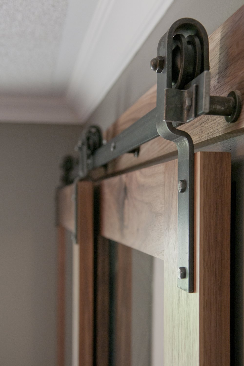 Sliding Barn Door Hardware | Bypass Barn Doors | Bypass Sliding Barn Doors