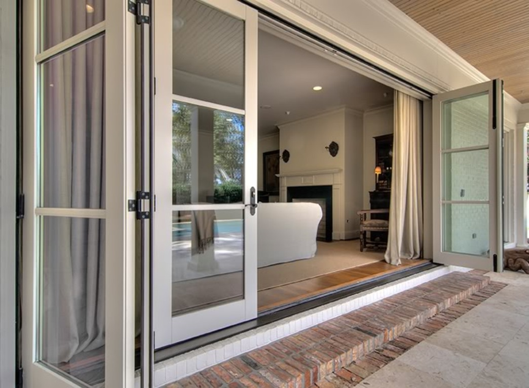 Sliding French Door | Home Depot Sliding Glass Door | French Doors Home Depot
