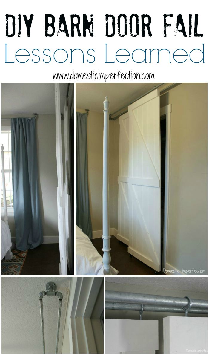 Sliding Shed Door Kit | Barn Doors for Closets | Bypass Barn Doors