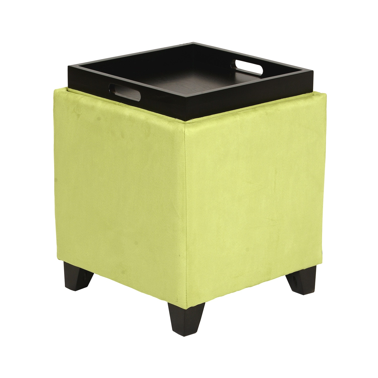 Small Cube Ottoman | Cube Foot Stool | Storage Cube Ottoman