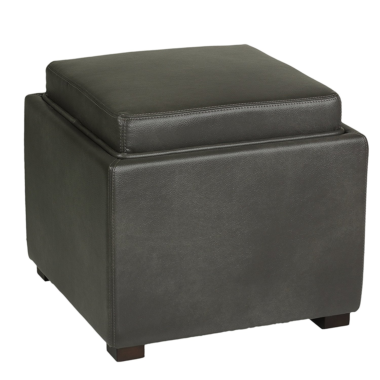 Small Cube Ottoman | Storage Cube Ottoman | Storage Seating Cubes