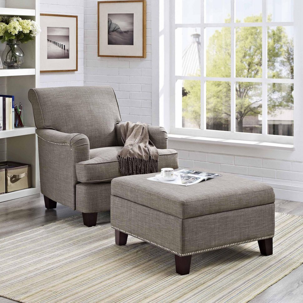 Small Round Ottoman Coffee Table | Coffee Table Ottoman | Large Ottoman Coffee Table