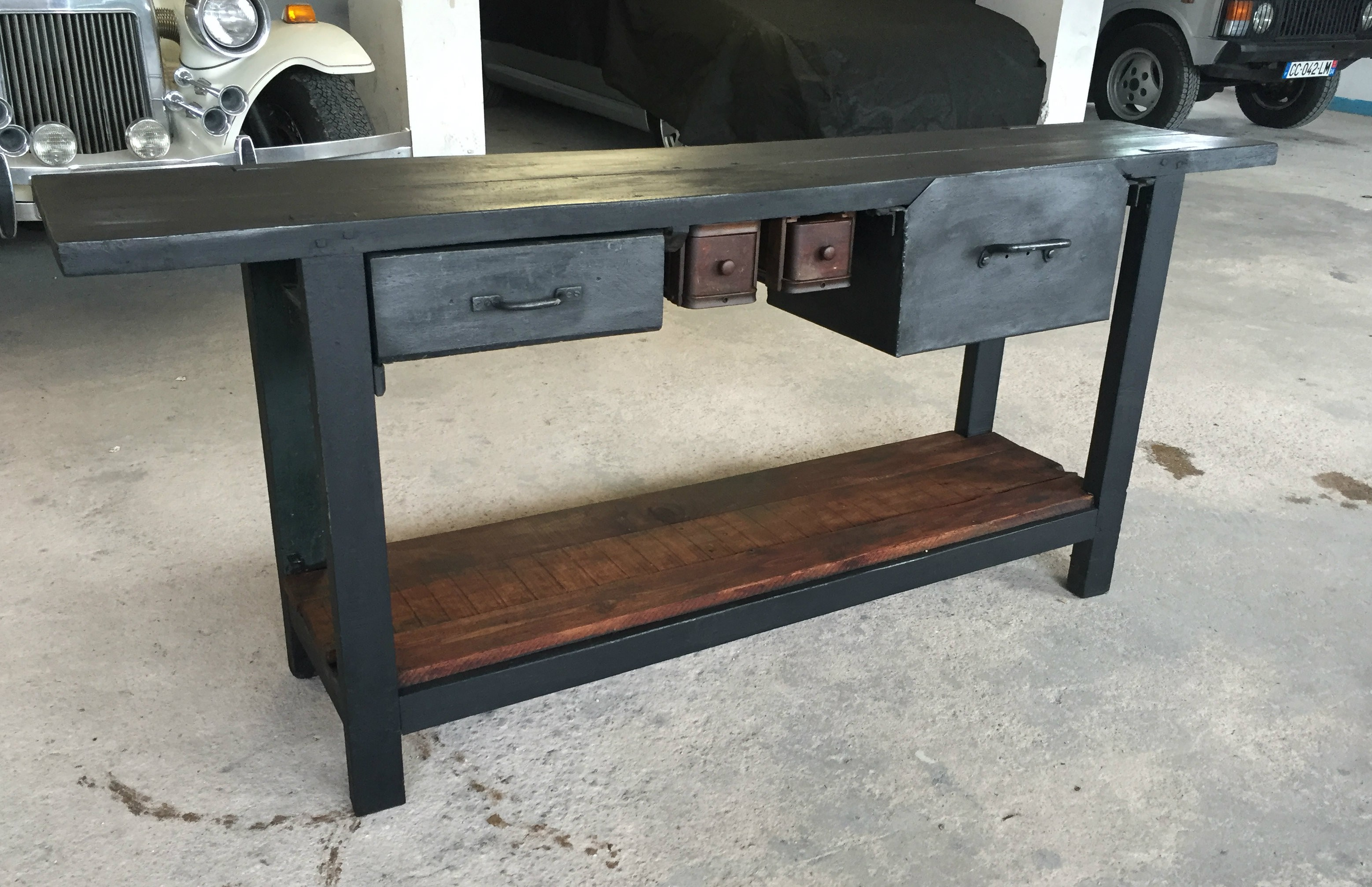 Small Wood Workbench | Metal Workbench | Cheap Work Benches
