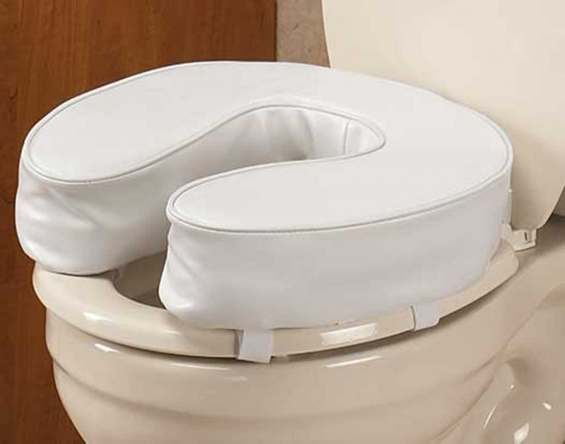 Soft Elongated Toilet Seat | Slow Close Toilet Seat | Cushioned Toilet Seats