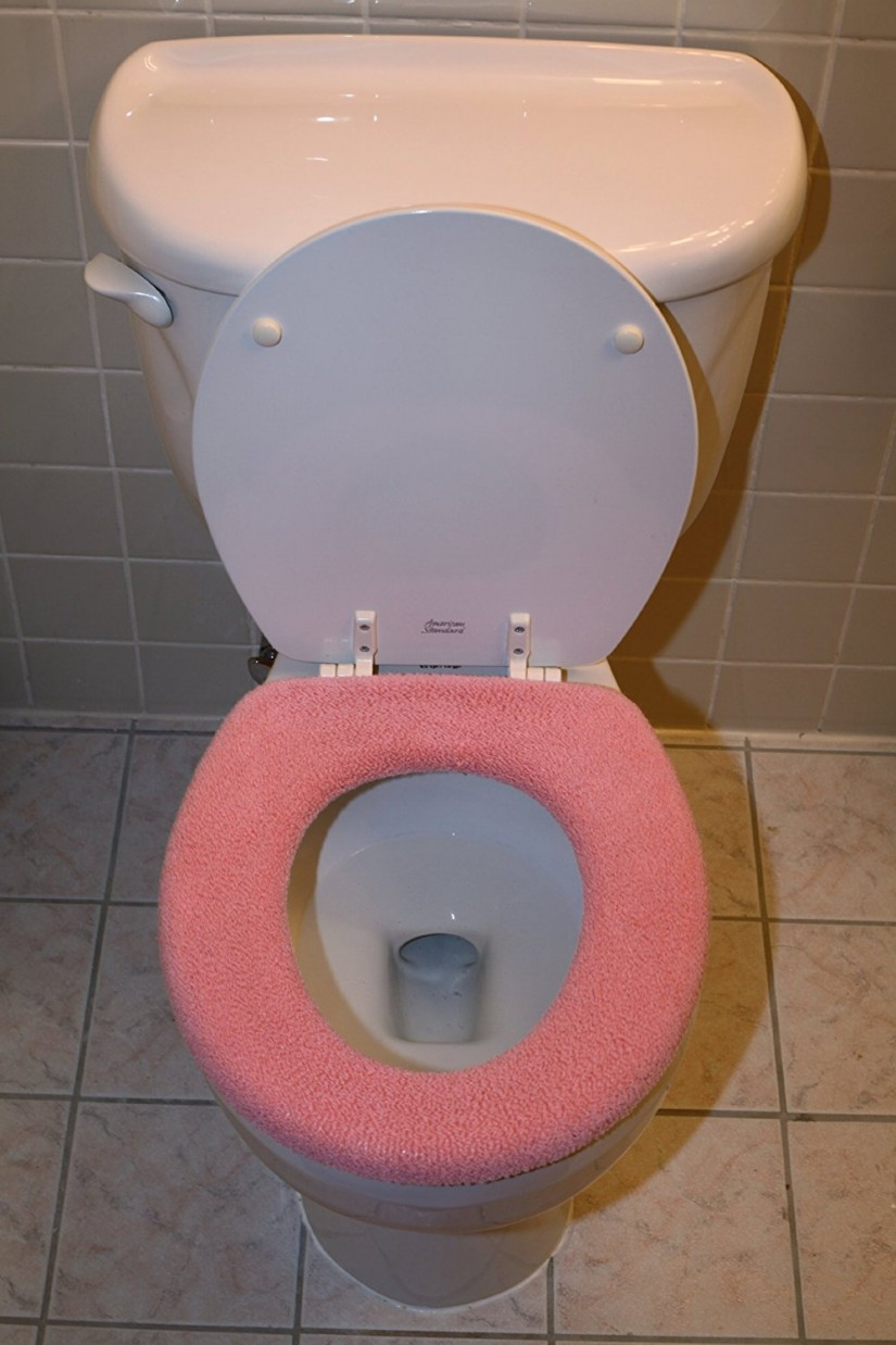 Soft Padded Toilet Seat | American Standard Toilet Seat | Cushioned Toilet Seats
