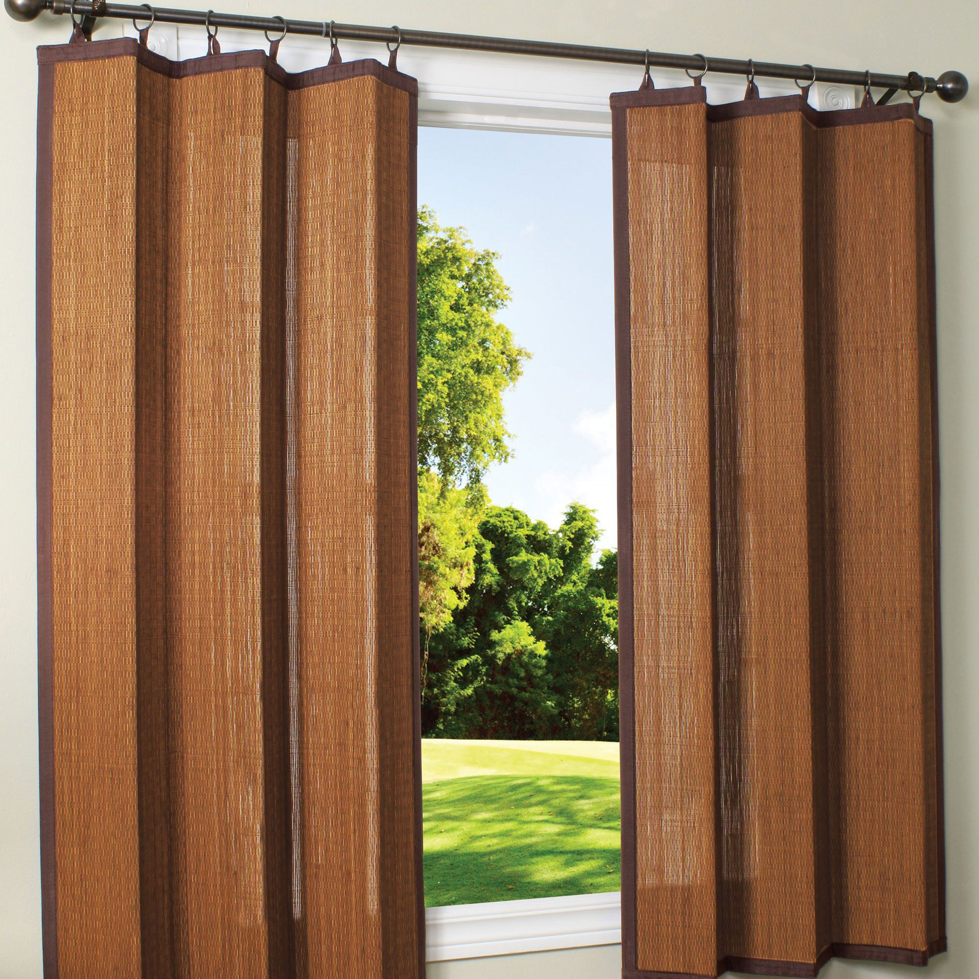 Solaris Outdoor Curtains | Sunbrella Curtains | Sunbrella Fabric Cushions