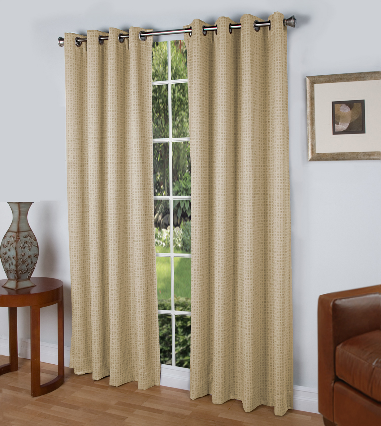 Solid Thermal Insulated Blackout Curtain | Insulated Window Drapes | Thermal Insulated Curtains
