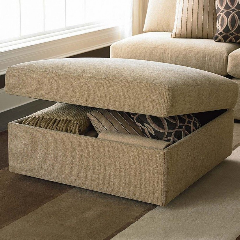 Storage Cube Ottoman | Cube Storage Ottomans | Foot Rest Storage