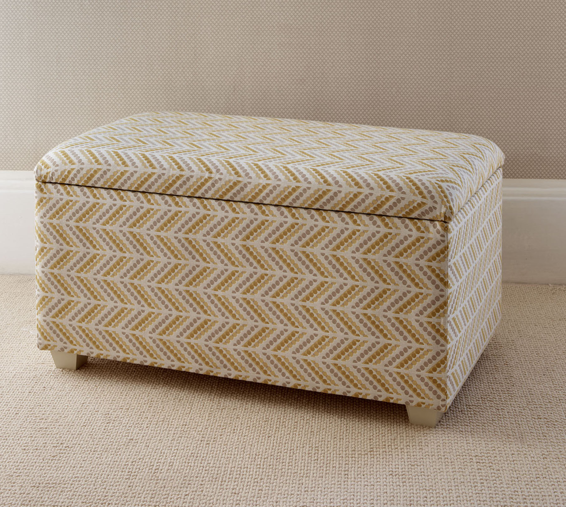 Storage Cubes Ottoman | Storage Cube Ottoman | Upholstered Storage Cube