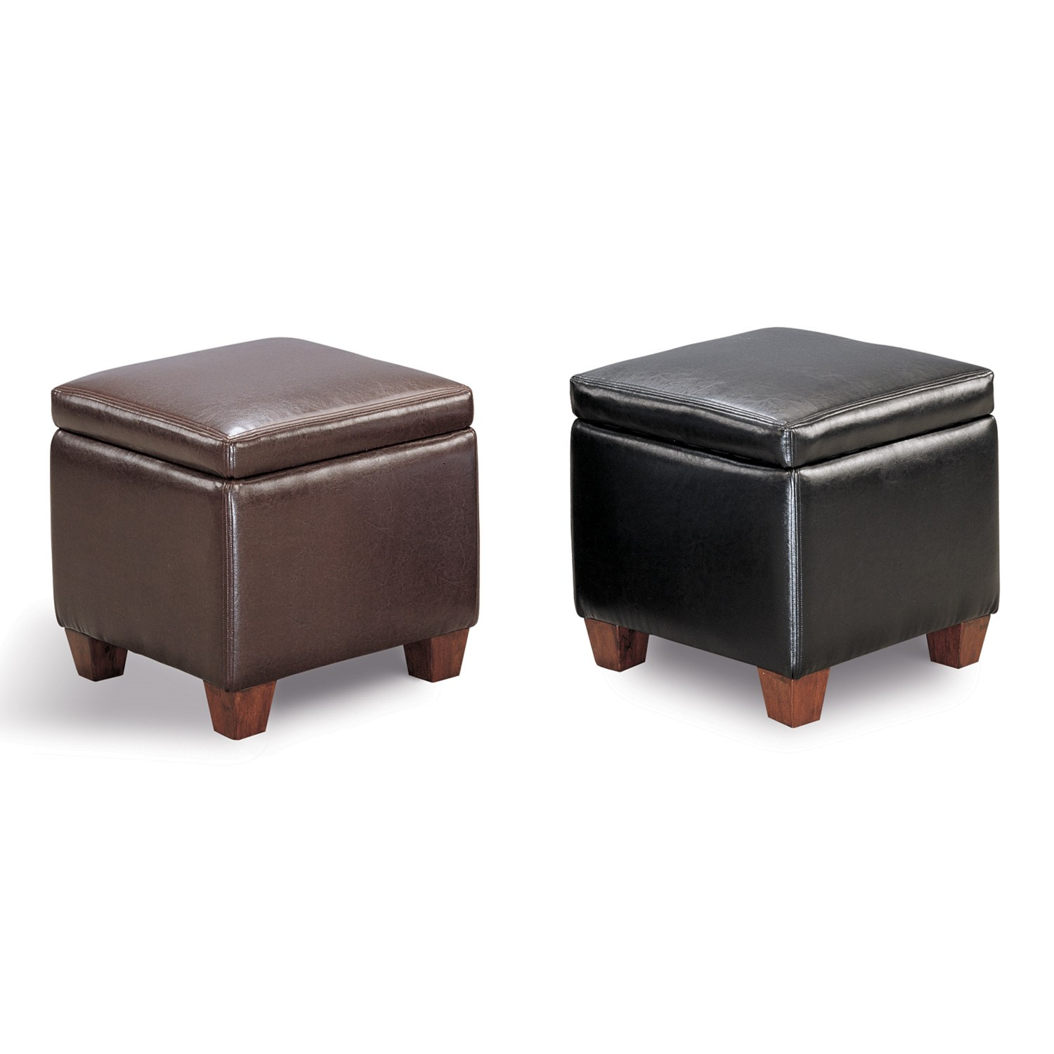 Storage Ottomans For Cube Ottoman Small Footstool With