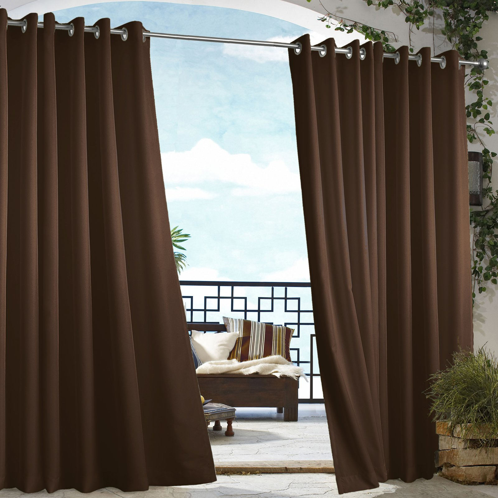 Sunbrella Curtains | Sunbrella Outdoor Chair Cushions | Sunbrella Curtain Panels
