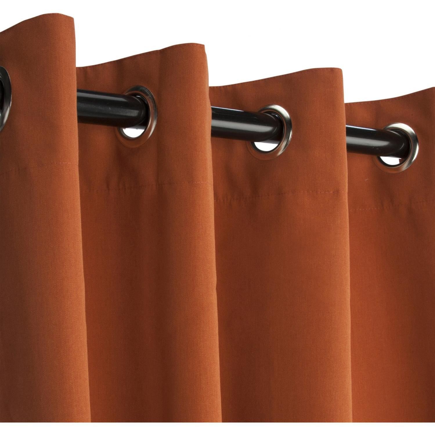 Sunbrella Curtains | Sunbrella Outdoor Curtain Panels | Lowes Draperies