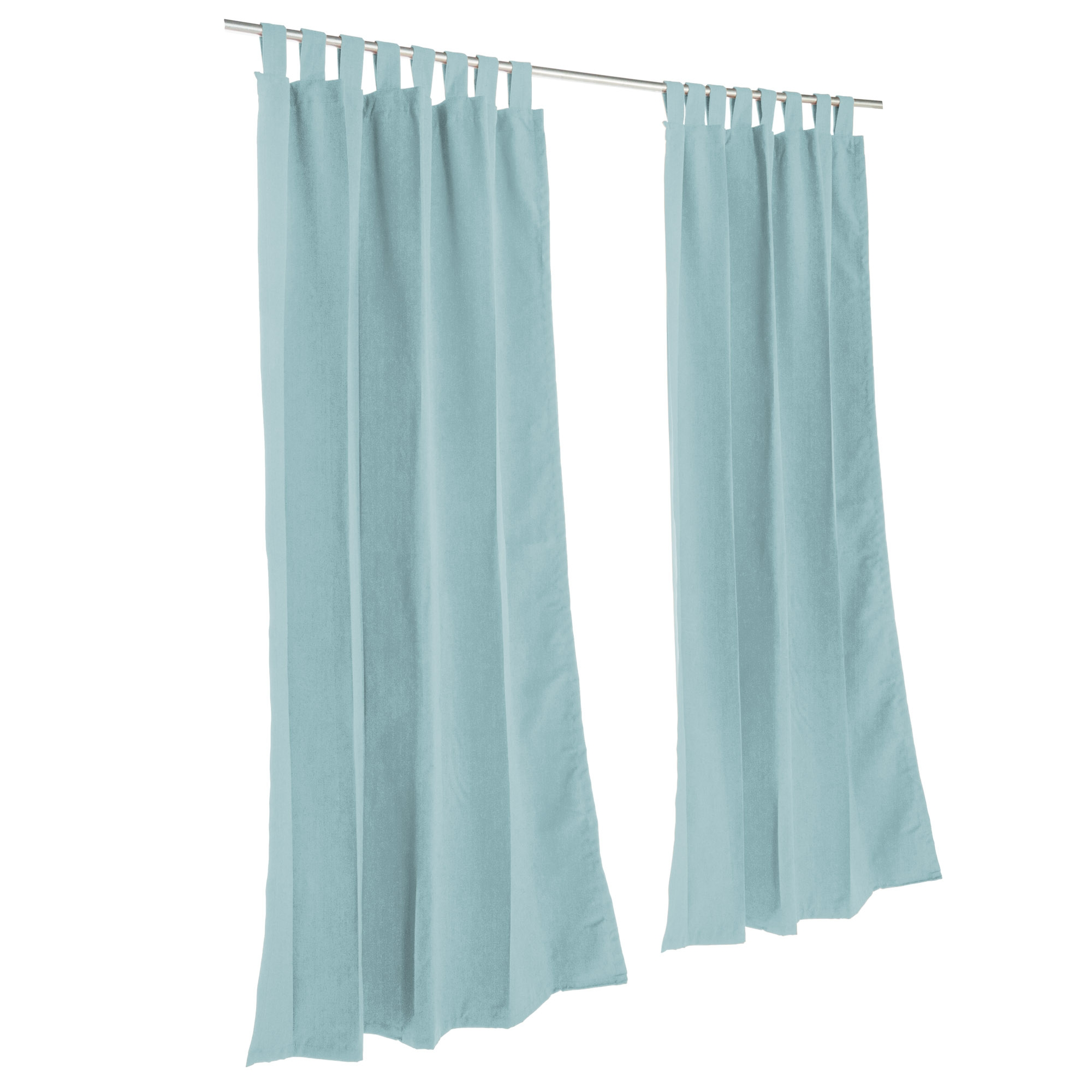 Sunbrella Curtains | Weighted Outdoor Curtains | Sunbrella Outdoor Curtains