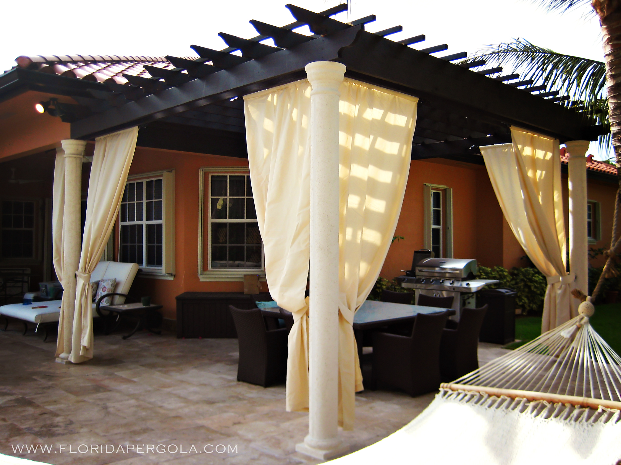 Sunbrella Drapes Sale | Sunbrella Curtains | Pottery Barn Outdoor Pillows