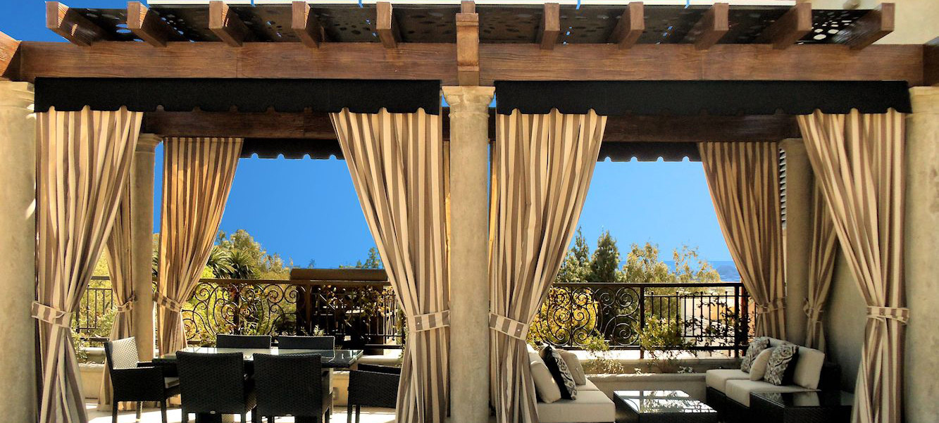 Sunbrellas | Sunbrella Curtains | Outdoor Cabana Curtains