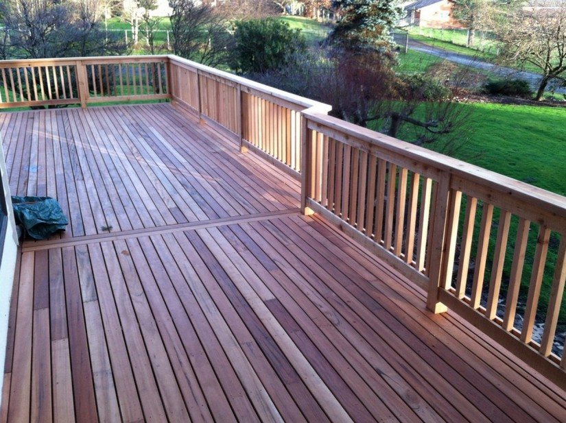 Synthetic Deck Boards | Tigerwood Decking | Brazilian Tiger Wood