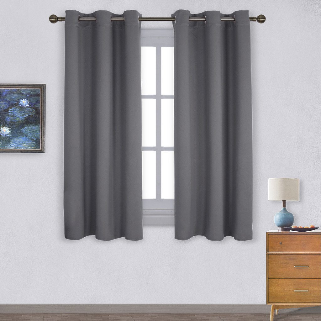 Tab Top Thermal Insulated Curtains | Striped Thermal Curtains | Thermal Insulated Curtains