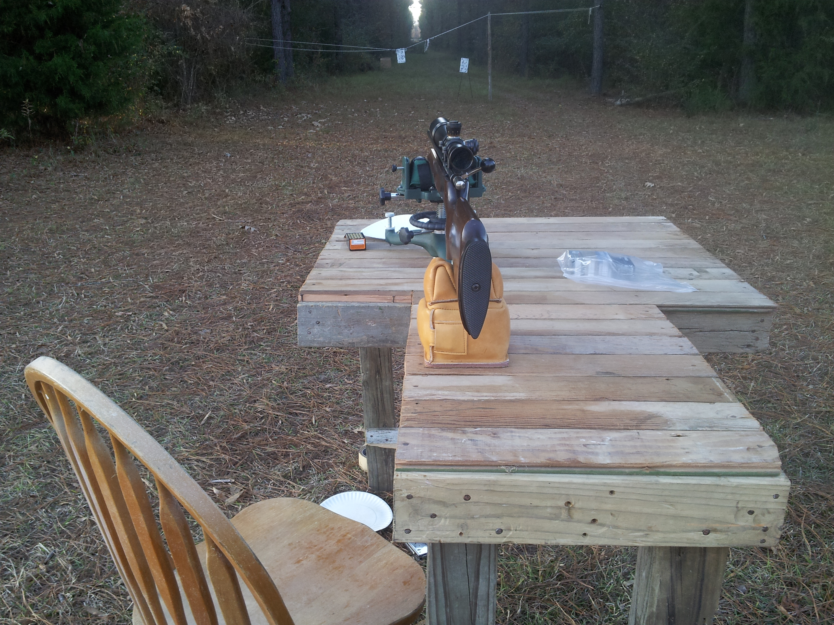 Target Shooting Bench | How to Build A Shooting Bench | Homemade Bench Rest