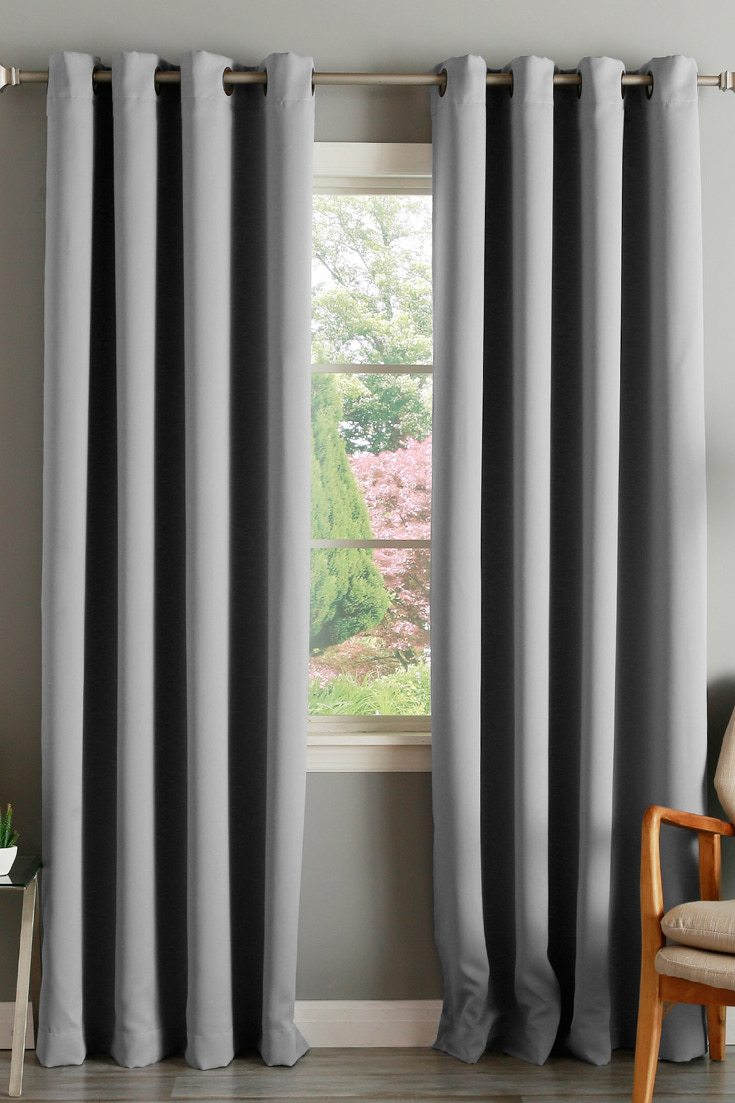 Thermal Curtain Panel | Thermal Insulated Curtains | Patterned Thermal Curtains