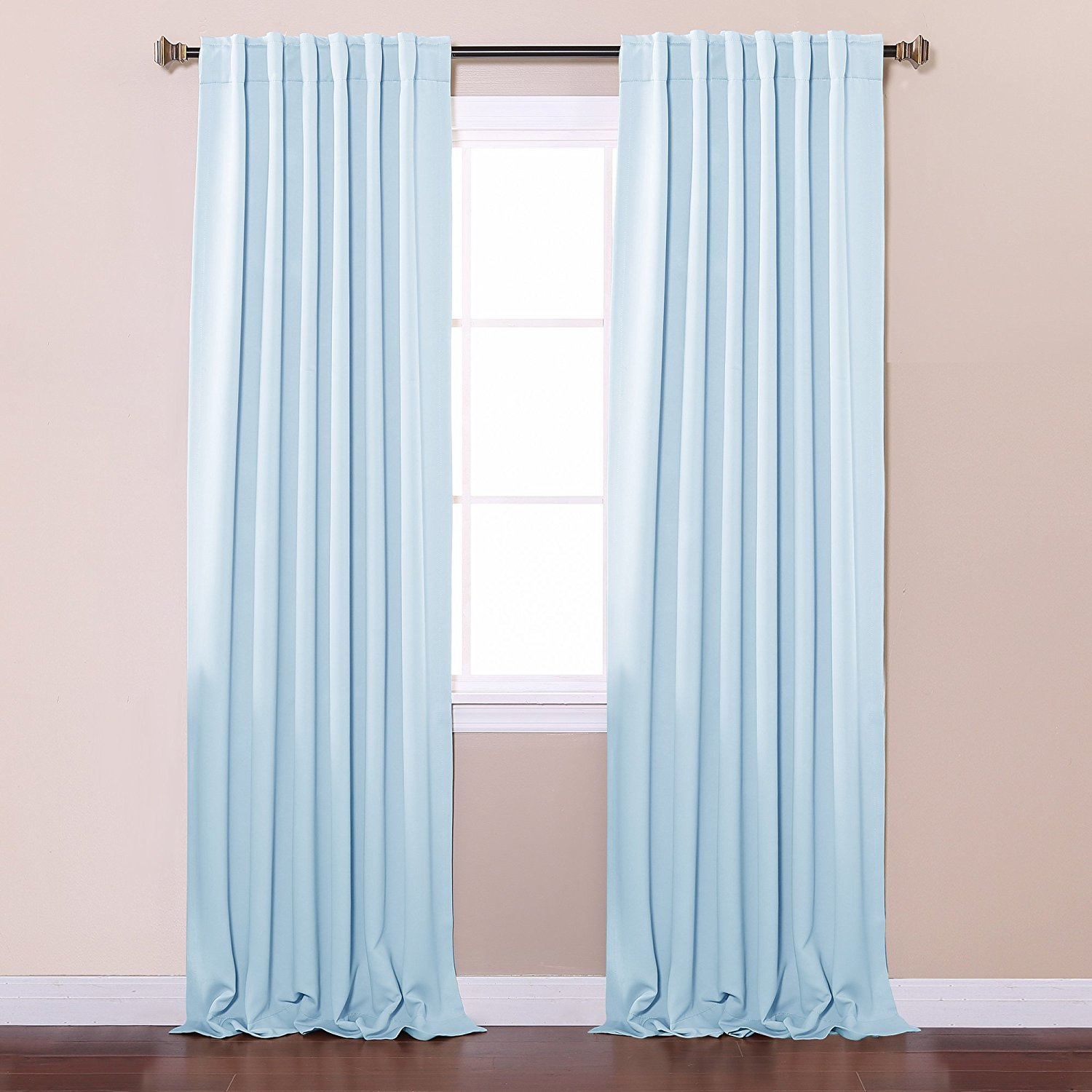 Thermal Curtains Grommet Top | Inexpensive Thermal Curtains | Thermal Insulated Curtains