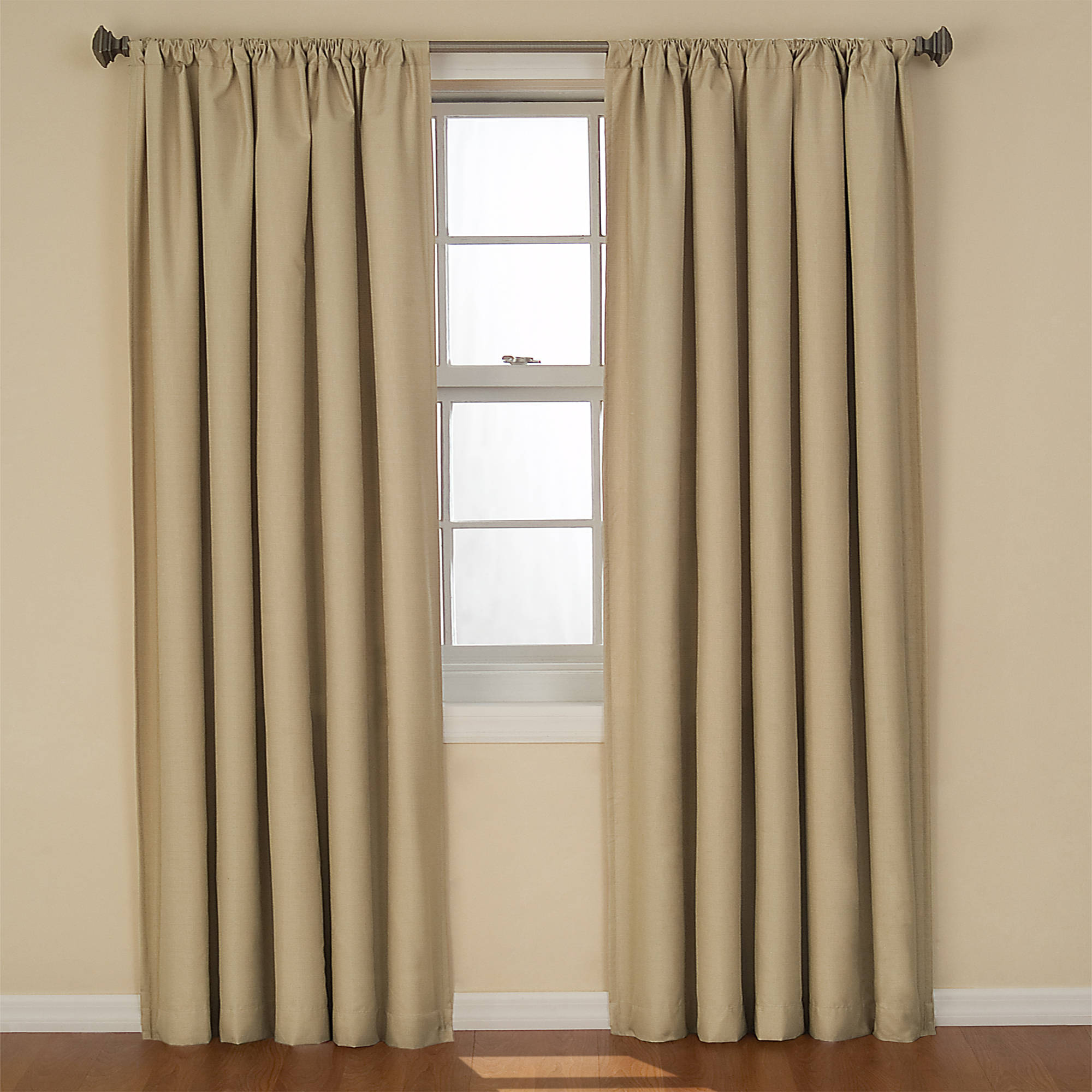Thermal Insulated Curtains | Cheap Thermal Curtains | Solid Thermal Insulated Blackout Curtain