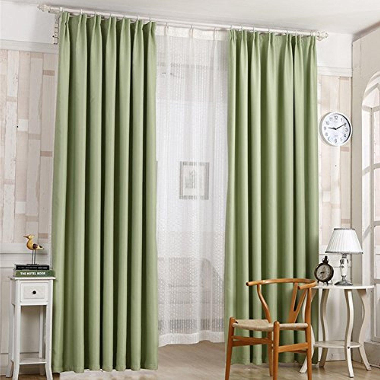 Perfect Interior Decorating Ideas with Thermal Insulated Curtains: Thermal Insulated Curtains | Curtains For Cold Weather | Curtains Thermal Insulation