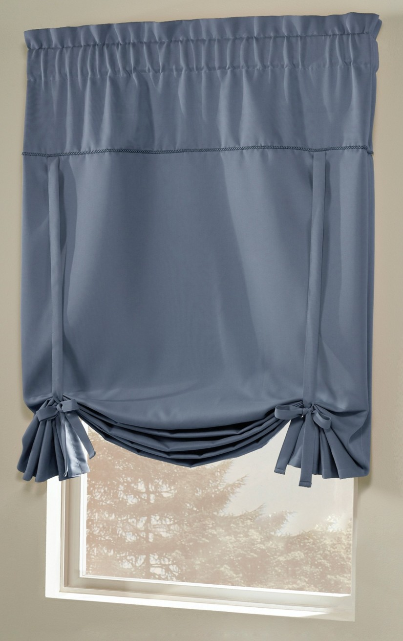 Thermal Insulated Curtains | Energy Saving Curtain Panels | Tab Top Thermal Insulated Curtains