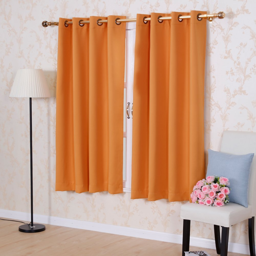 Perfect Interior Decorating Ideas with Thermal Insulated Curtains: Thermal Insulated Curtains | Insulated Curtains Clearance | Thermal Panel Curtains