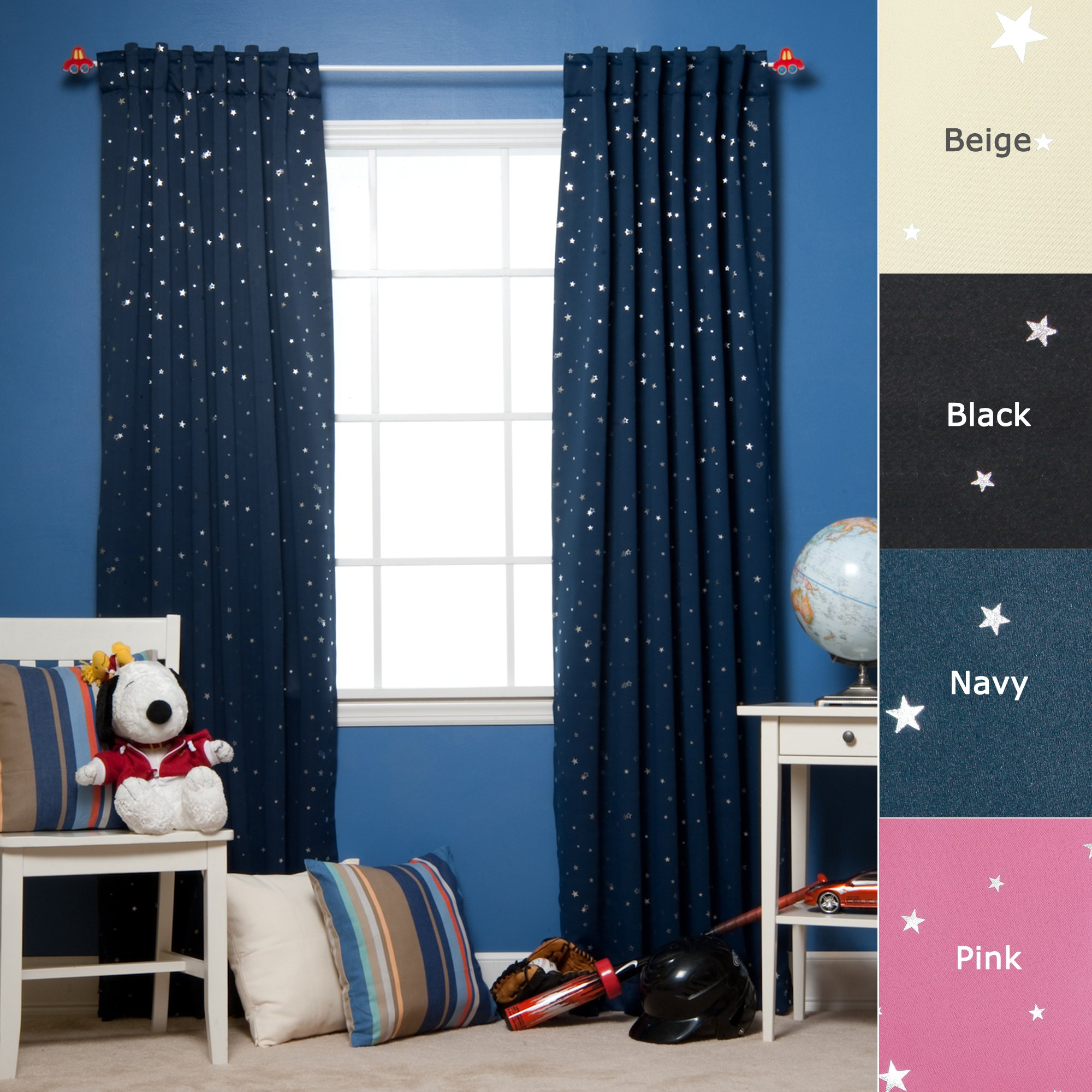 Thermal Insulated Curtains | Insulated Patio Door Drapes | Thermal Bedroom Curtains
