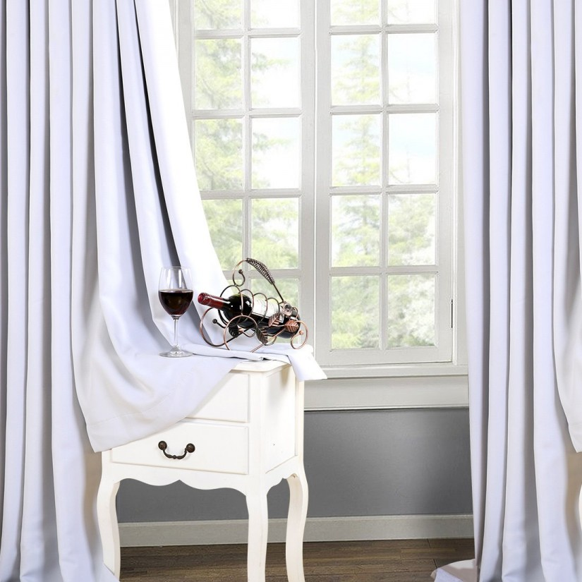 Thermal Insulated Curtains | Thermal Curtains Grommet | Insulated Drapery