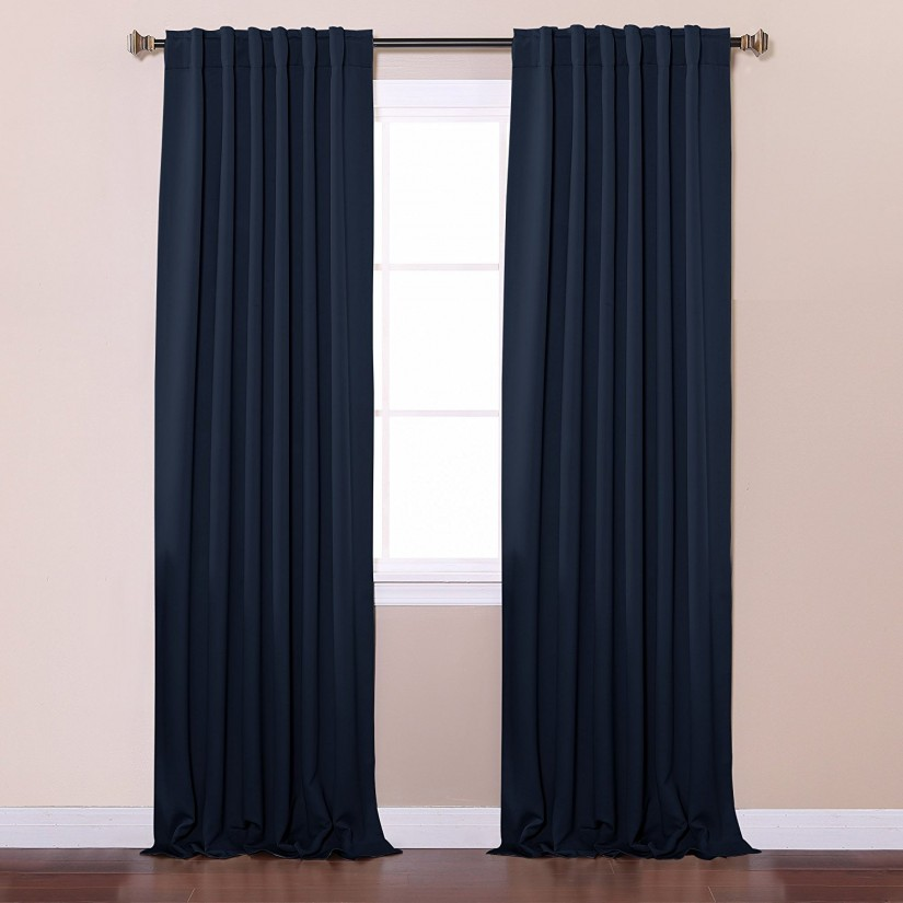 Thermal Insulated Curtains | Thermal Grommet Drapes | Thermal Lined Blackout Curtains