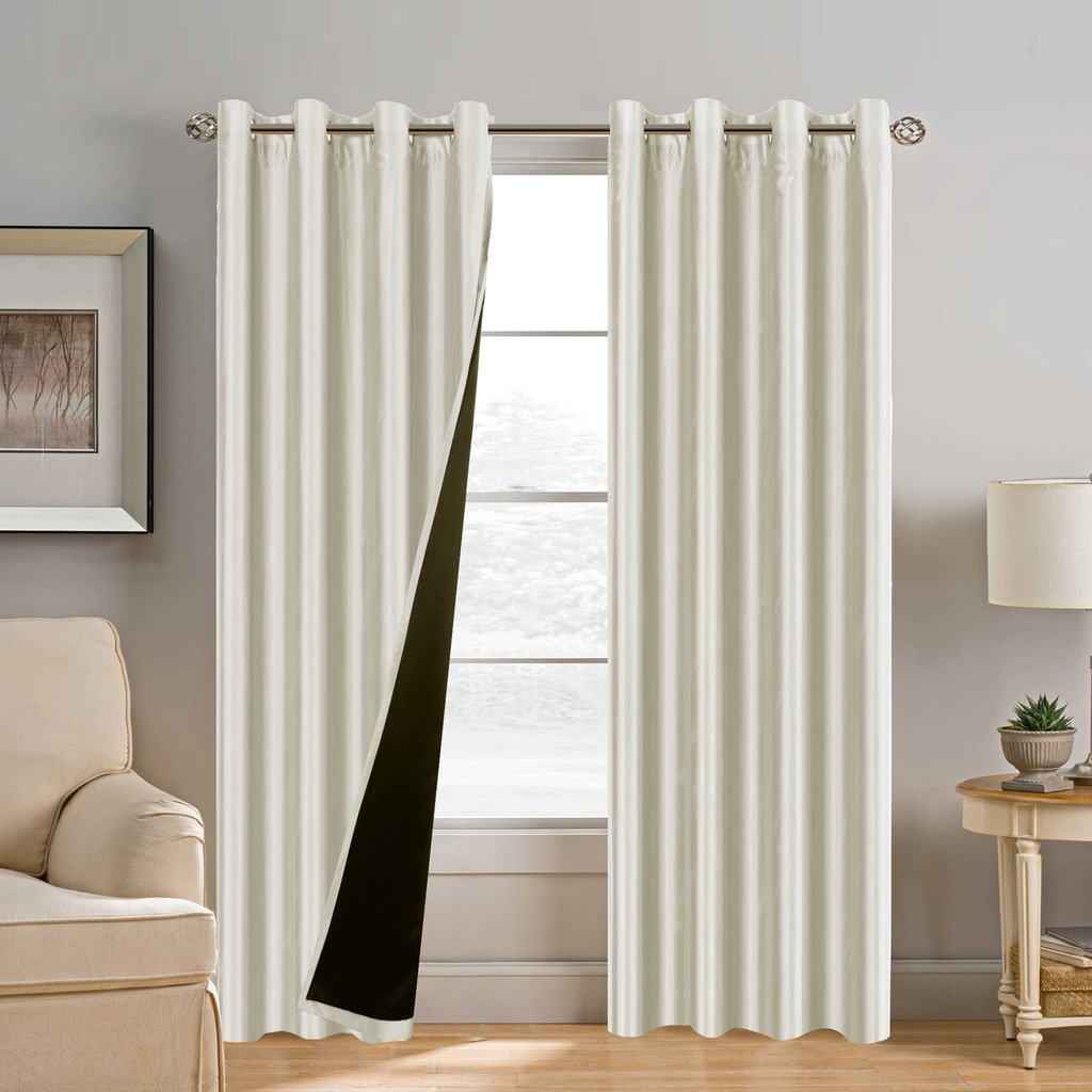 Thermal Window Drapes | Thermal Lined Curtains | Thermal Insulated Curtains