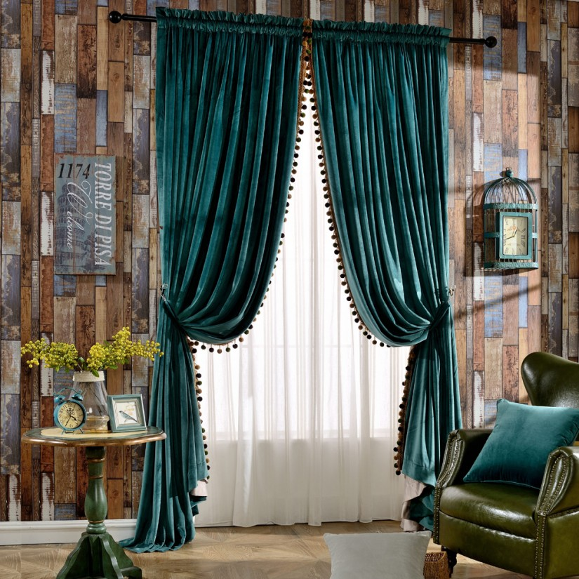 Thermal Window Treatments | Thermal Insulated Curtains | Patio Door Thermal Insulated Drapes