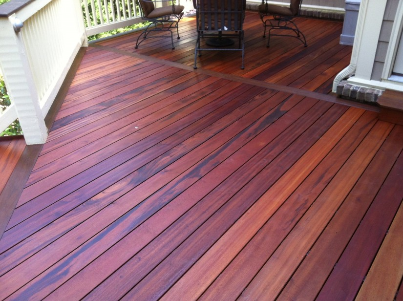 Tiger Wood Decking Reviews | Types Of Wood For Decking | Tigerwood Decking